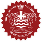 The Society of Notaries Public, BC
